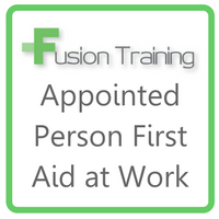 Appointed Person First Aid at Work Course