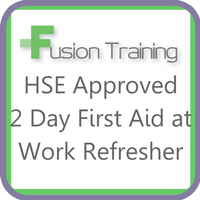 2 Day First Aid at Work Refresher Course